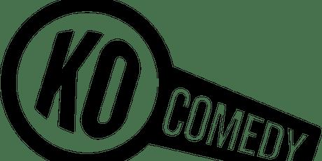 KO Comedy Live on Zoom: Sunday, November 7th, 2021 tickets