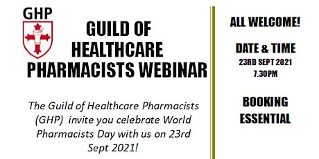 GHP webinar for World Pharmacists Day 2021 tickets