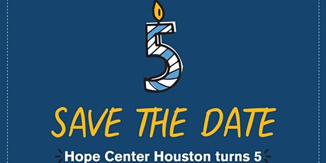Hope Center 5th Year Anniversary tickets