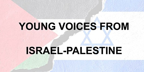 Young Voices from Israel-Palestine tickets