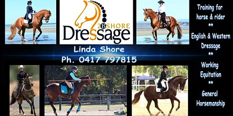 Dressage &  Working Equitation Clinic with Linda Shore tickets
