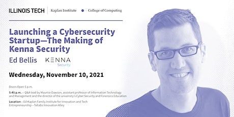 Launching a Cybersecurity Startup tickets