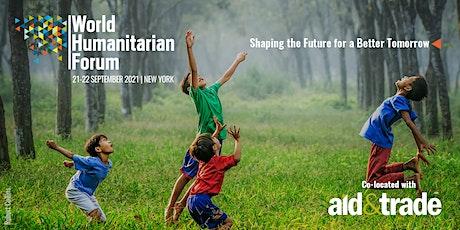 World Humanitarian Forum | New York 2021 tickets