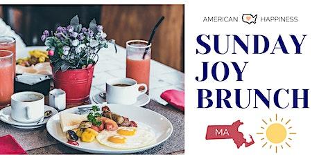 Sunday Joy Brunch | Boston, MA tickets