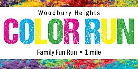 Color Run- WHES Family Fun- 1 Mile run/walk tickets