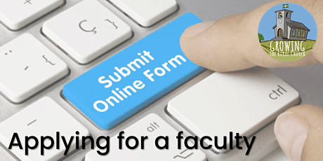 Applying for a faculty tickets