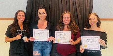 Austin Spray Tan Certification Training Class - Hands-On - October 24th! tickets