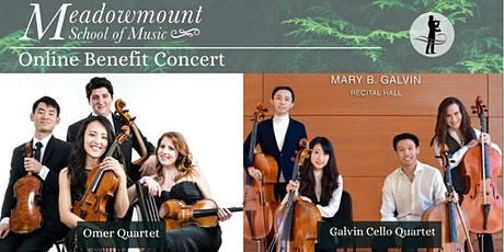 Meadowmount Online Benefit Concert - Watch Anytime! tickets