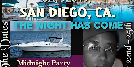 MzB 45th Birthday Celebration and Yacht Party tickets