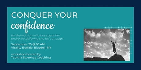 Conquer Your Confidence tickets