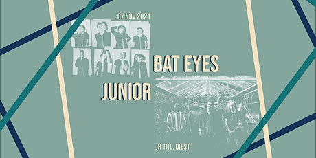 UhmYeahSure: Bat Eyes (try-out) + Junior tickets