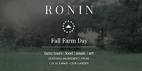 Fall Farm Day tickets