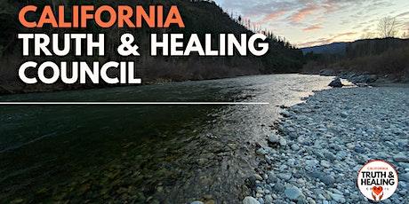 California Truth & Healing Council Business Meeting tickets