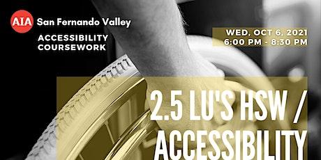 Exterior Accessibility: Avoiding Accessible Complaints tickets