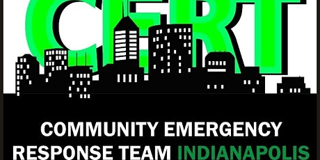 CERT First Aid/CPR/AED/STB tickets