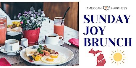 Sunday Joy Brunch | Ypsilanti, MI tickets