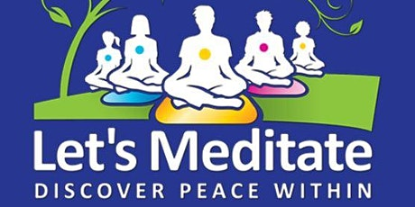 Lets Meditate tickets