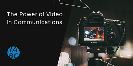 Coffee Chat: The Power of Video in Communications tickets