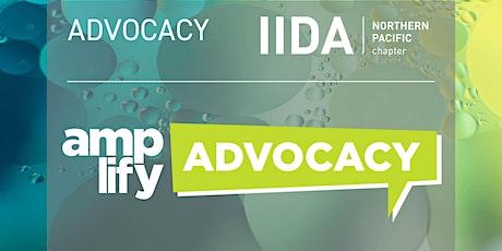 IIDA NPC // Amplify Workshop 2021- Elevating Interior Design tickets