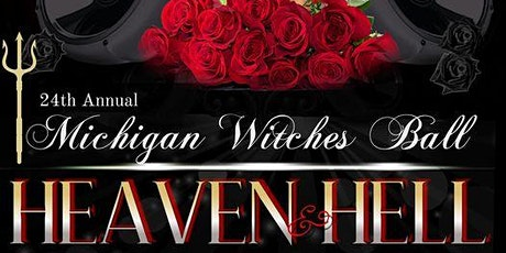 Michigan Witches Ball - Heaven and Hell tickets