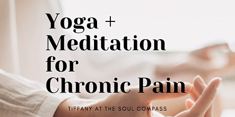 8 Week Yoga for Chronic Pain Course tickets