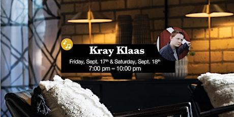 Kray Klaas LIVE at Umbra tickets