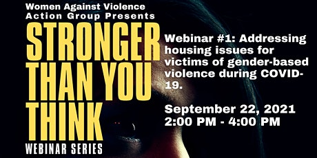 Stronger Thank You Think Webinar Series  # 1 tickets