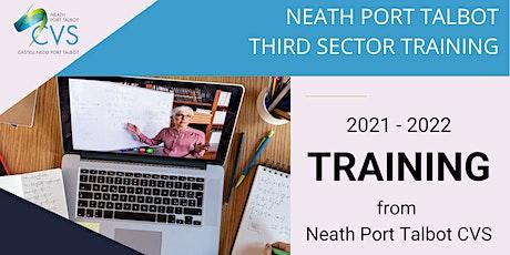 NPTCVS Training - Equality and Diversity tickets