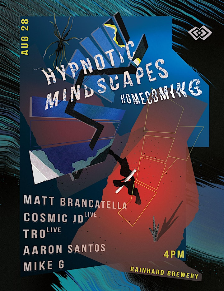 Hypnotic Mindscapes: Homecoming image