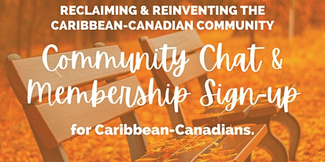 Community Chat & Membership Signup (Sept 19) tickets