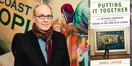 Putting It Together: James Lapine Interviewed by Jeanine Tesori tickets