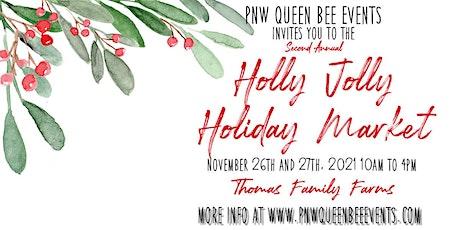 Holly Jolly Holiday Market tickets