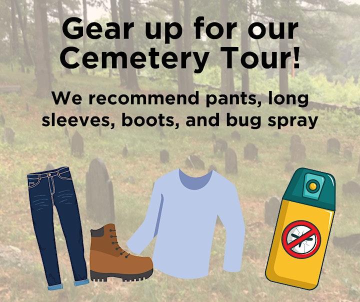 Cemetery Tour image