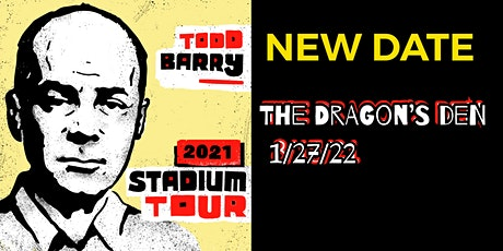 Comedy F#@K Yeah Presents Todd Barry tickets