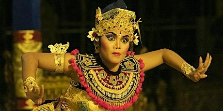 Balinese Dance Workshop with Gamelan Çudamani tickets