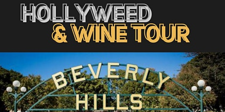 Hollyweed & Wine Party Bus Tour tickets