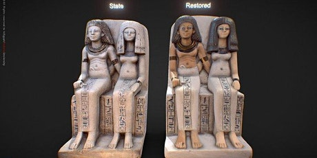 The Recreation of Past Reality in Egypt with Professor Stephen Vinson tickets