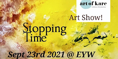 Stopping Time! An Art Show tickets