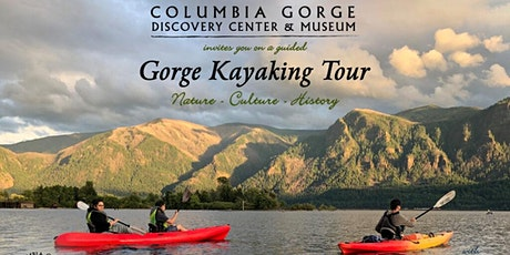 GUIDED COLUMBIA RIVER KAYAKING TOUR tickets
