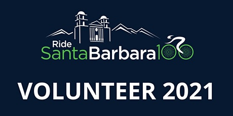 2021 Ride Santa Barbara 100 VOLUNTEER tickets
