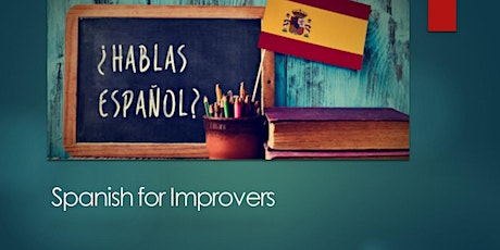 Spanish for Improvers, Wednesday 7pm tickets