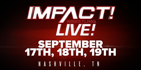 IMPACT Wrestling TV Taping tickets