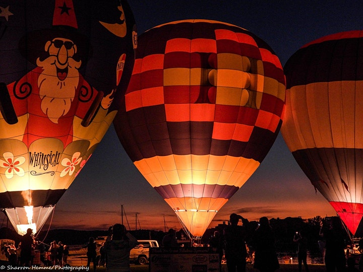 VIP Afterglow Reception - Balloons Over Bay Harbor image