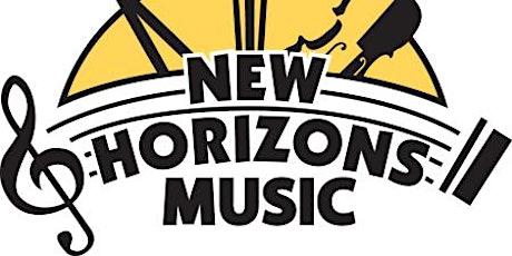 Gulf Coast New Horizons Music Information Session tickets