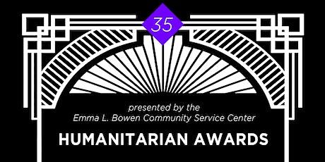 2021 Humanitarian Awards: An Anniversary Celebration tickets
