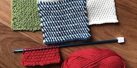 Tunisian Crochet for Beginners tickets