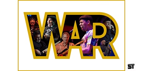 WAR w/Special Guest tickets