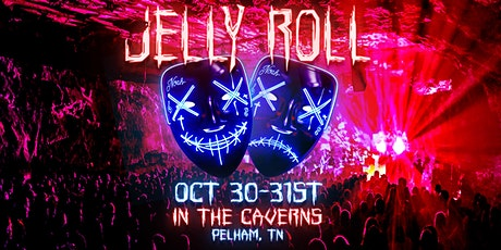 Jelly Roll in The Caverns - 2-night Packages & Tickets tickets