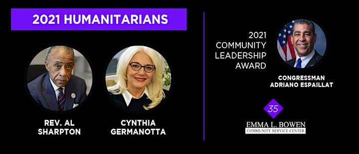2021 Humanitarian Awards: An Anniversary Celebration image