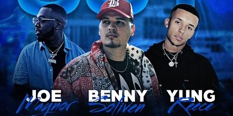 """""""HOTTEST OUT"""" Benny Soliven, Joe Maynor, Yung Reece tickets"""